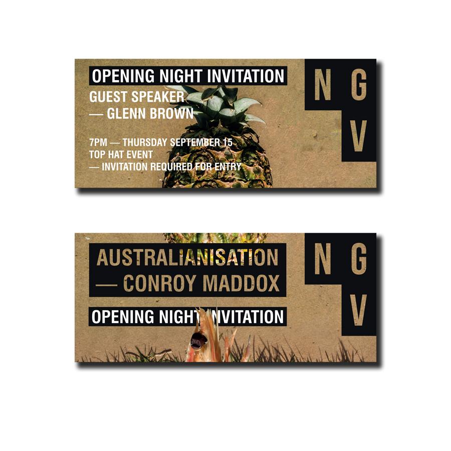 Australianisation Invite