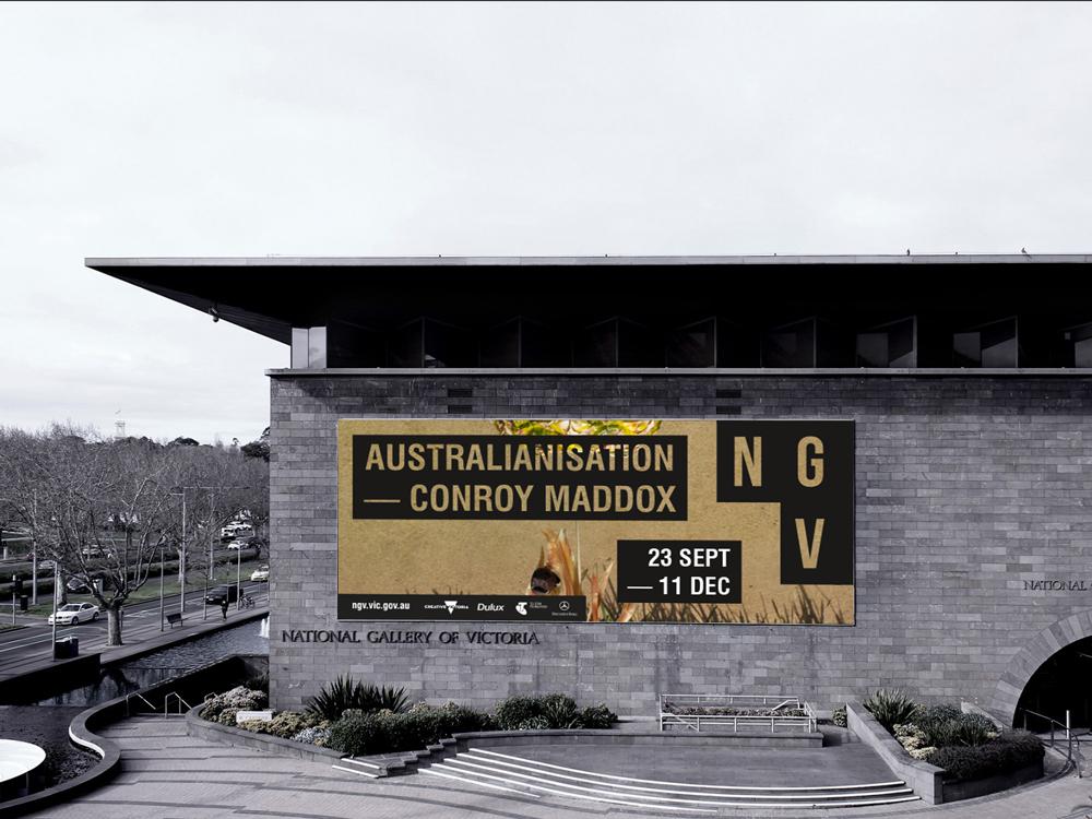 Australianisation Billboard