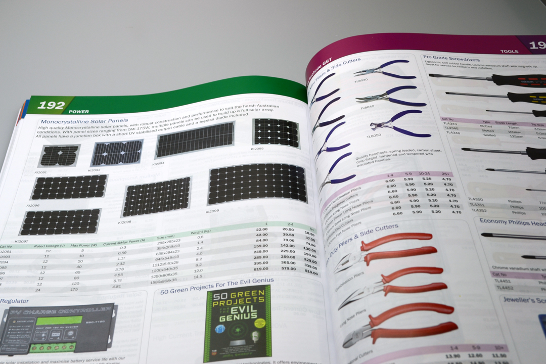 Wiltronics Catalogue 2013 Layout