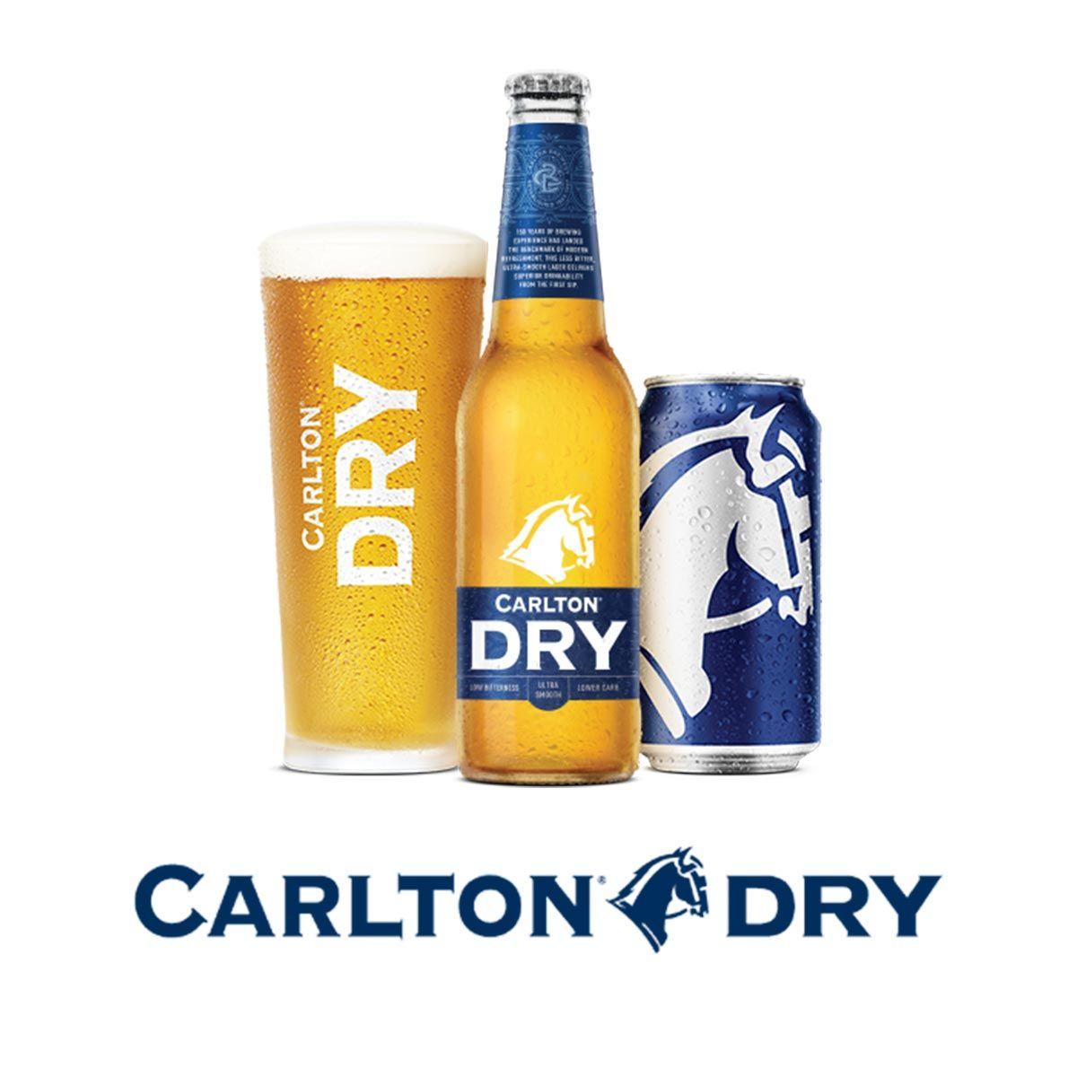 [REVIEW] Carlton Dry Packaging Update